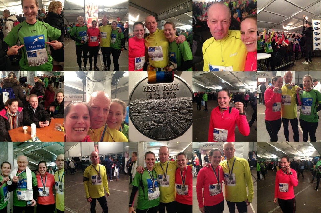 Throwback Thursday ' De N201 Run 14-12-2013'