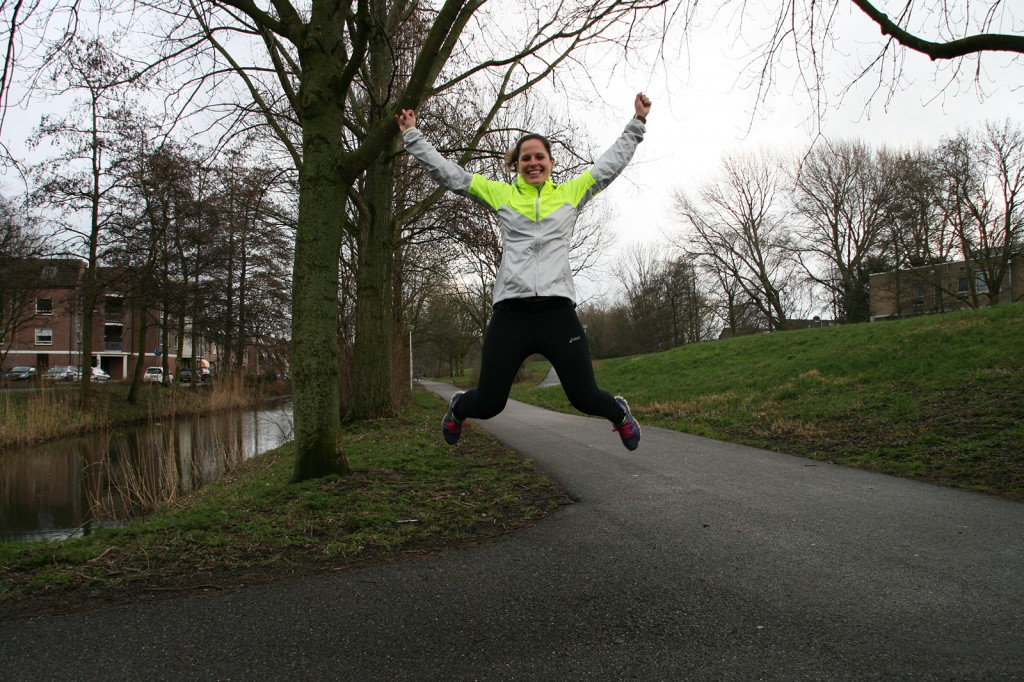 Winnen? Jump for joy!