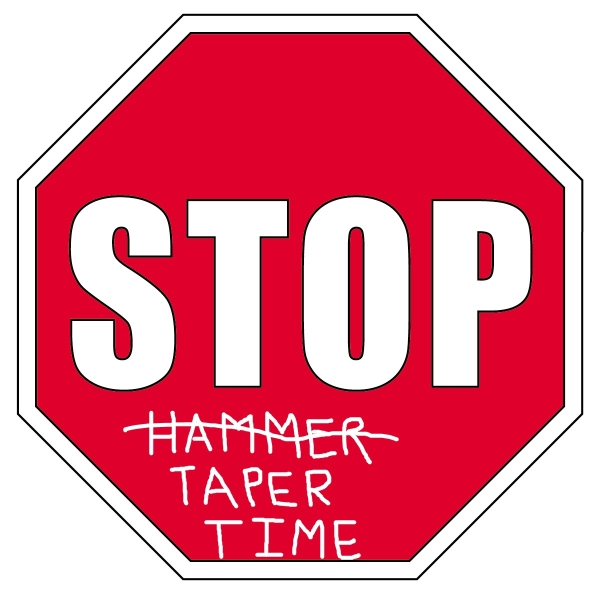 Taper-Time