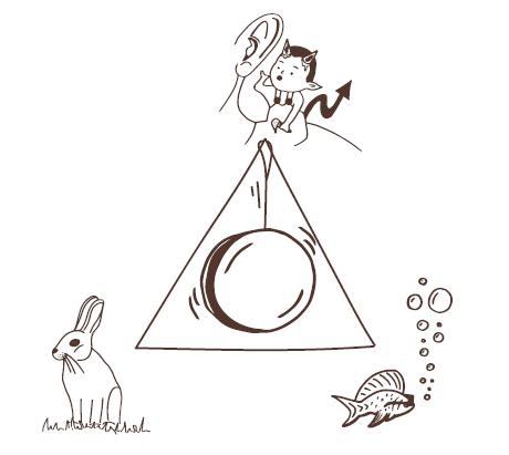 De venijnige jojo-driehoek.